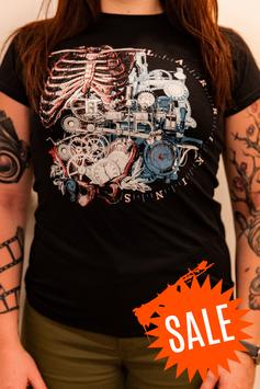 Shirt - Für die, die geblieben sind (Girlie)