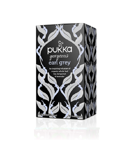 Pukka gorgeous earl grey