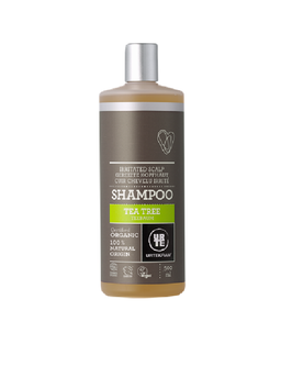 Utrekram tea tree shampoo irritated scalp
