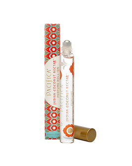 Pacifica roll-on perfume Indian coconut nectar