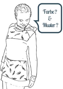 Design Dein Hoodie Kleid in 4 Schritten