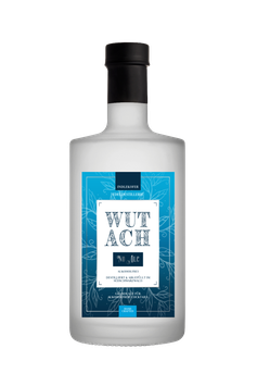 WUTACH No Alc - die alkoholfreie Gin Alternative