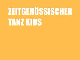 Zeitgenössischer Tanz KIDS