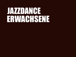 Jazzdance Erwachsene