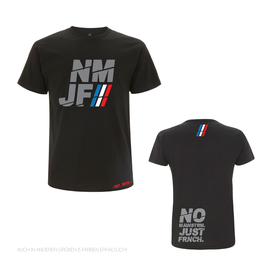 FE OFFICIAL Shirt - NMJF CUTTED / BLACK.GREY