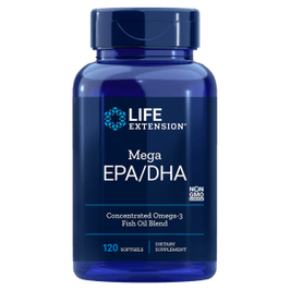 Mega EPA/DHA - 120 Softgels