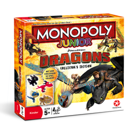 Monopoly - Junior Dragons Collectors Edition