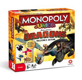Monopoly - Junior Dragons Collectors Edition