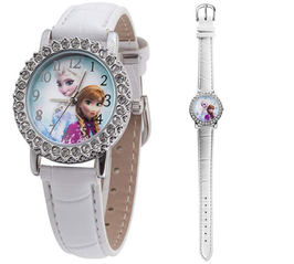 Disney Frozen / Eiskönigin - Armbanduhr Quarz analog