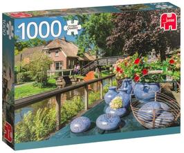 Puzzel Giethoorn: 1000 stukjes