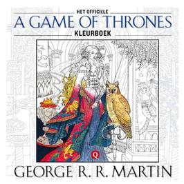 Het Officiële Game of Thrones Kleurboek