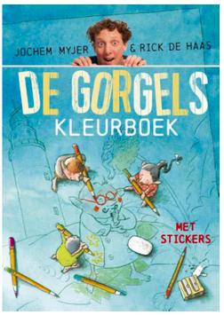Kleurboek van de Gorgels