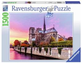 Puzzel Notre Dam: 1500 stukjes