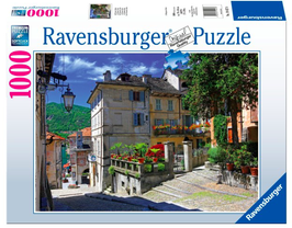 Puzzel In Piemont ltalie: 1000 stukjes