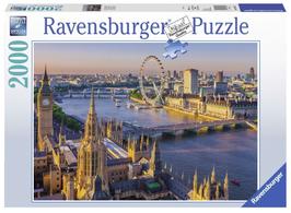 Puzzel Londen: 2000 stukjes