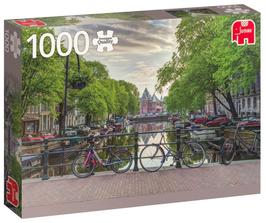 Puzzel Amsterdam de Waag: 1000 stukjes
