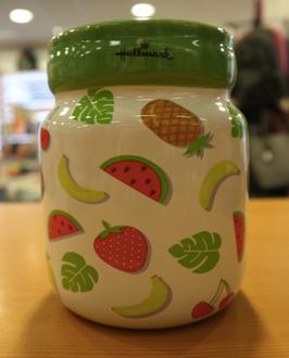 Spaarpot 'Fruit'
