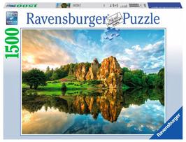 Puzzel Teutoburgerwoud: 1500 stukjes