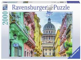 Puzzel Cuba: 2000 stukjes