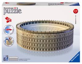 Puzzel Colosseum 3D: 216 stukjes