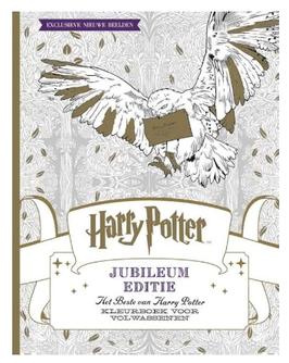 Harry Potter Kleurboek Jubilieum Editie