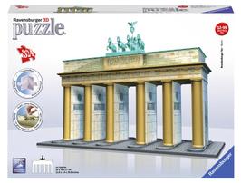 Puzzel Brandenburger Tor 3d: 324 stukjes