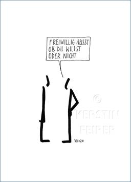 FREIWILLIG