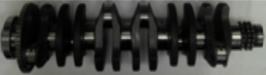 Kurbelwelle (BMW M3 S54)