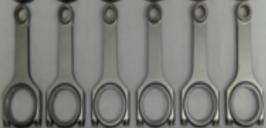 H-Schaft Pleuel  inkl. ARP Schrauben (BMW M3 S54)