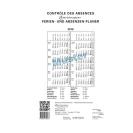 Calendrier annuel | Jahresplaner Folio