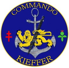 STICKER COMMANDO KIEFFER