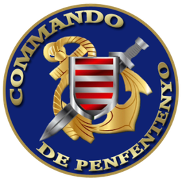 STICKER COMMANDO DE PENFENTENYO