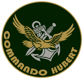 STICKER VINYLE COMMANDO HUBERT