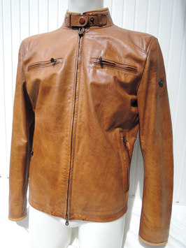 Matchless Osborne  Blouson Antique Cuero