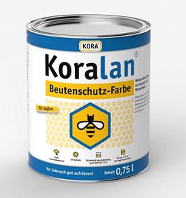 Beutenschutz Farbe - 0,75 l