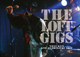 "LIVE DVD ""THE LOFT GIGS"""