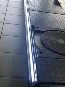 LED Hebebühnen Beleuchtungen 24 V 4 x 100 cm