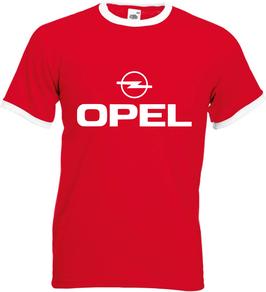 Retro München T-Shirt OPEL Logo