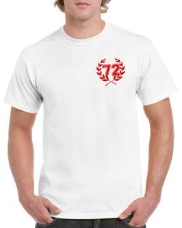 "T-Shirt ""72"" Weiß"