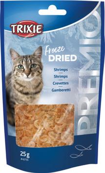 TRIXIE PREMIO Freeze Dried Shrimps, 25g (100g / 11,96€)