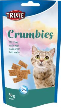 TRIXIE Crumbies, mit Malz, 50 g (100g / 1,98€)