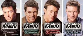 JUST FOR MEN Shampoo Tönung