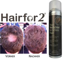 HAIRFOR2 Haarverdichter 400ml