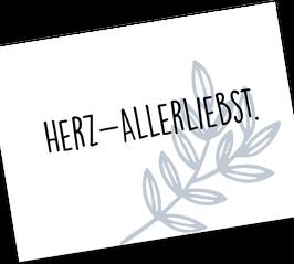 """""""HERZ-ALLERLIEBST"""""""