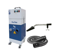 Mobile Hochvakuum Filter-Absauganlage TEKA dustoo 1,6 kW 230V