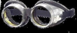 Schweißerbrille Schraubringbrille farblos
