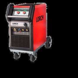 Lorch MicorMIG 300 Basic Plus Synergie wassergekühlt mit Edelstahlkennlinie im Set