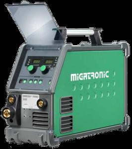 Migatronic OMEGA YARD 300 Pulse (Monatsmiete)