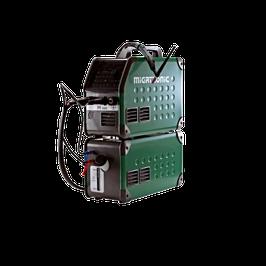 Migatronic PI 200 / 250 DC mit Puls (Monatsmiete)