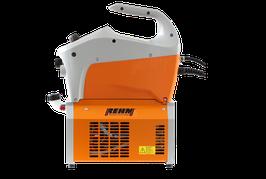 Rehm Tiger 230 AC/DC wassergekühlt mit Rehm WIG-Brenner R SR 20W (8 m) UD HF (Monatsmiete)